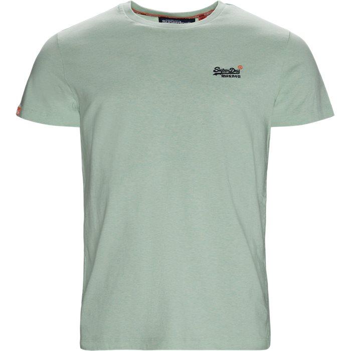 M1010 T-shirt - T-shirts - Regular - Grøn